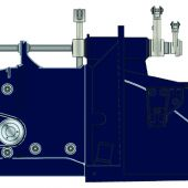 HYDROJET CASTOLDI TURBODRIVE 400 H.C.