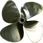Repaired and balanced Propeller